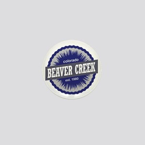 Beaver Creek Mini Button