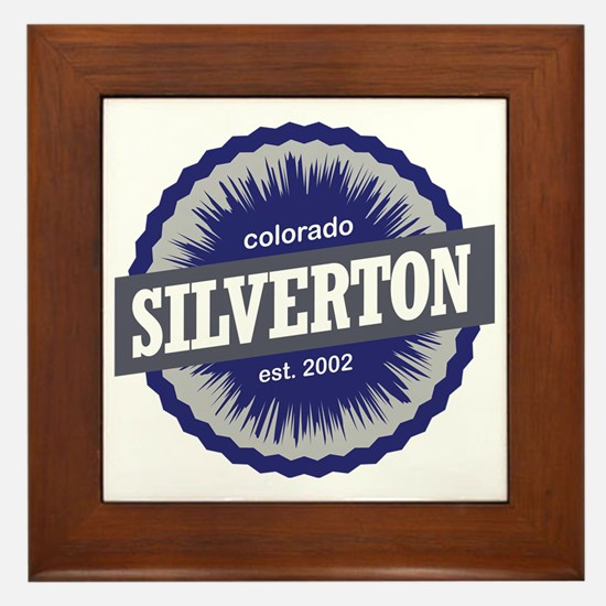 Silverton Framed Tile