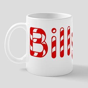 Billy - Candy Cane Mug