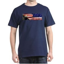 American Scream Dark T-Shirt