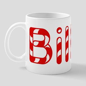 Bill - Candy Cane Mug