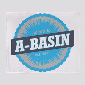 Arapahoe Basin Ski Resort Colorado S Throw Blanket
