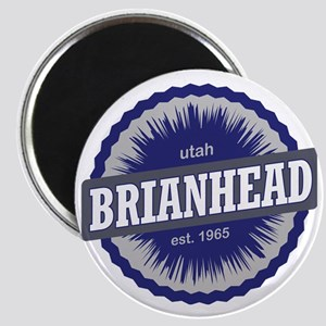 Brian Head Ski Resort Utah Blue Magnet