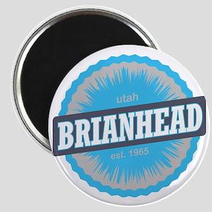 Brian Head Ski Resort Utah Sky Blue Magnet