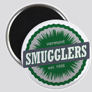 Smugglers Notch Ski Resort Vermont Dark Gre Magnet