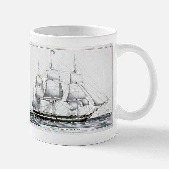 The gem of the Atlantic - 1849 Mug