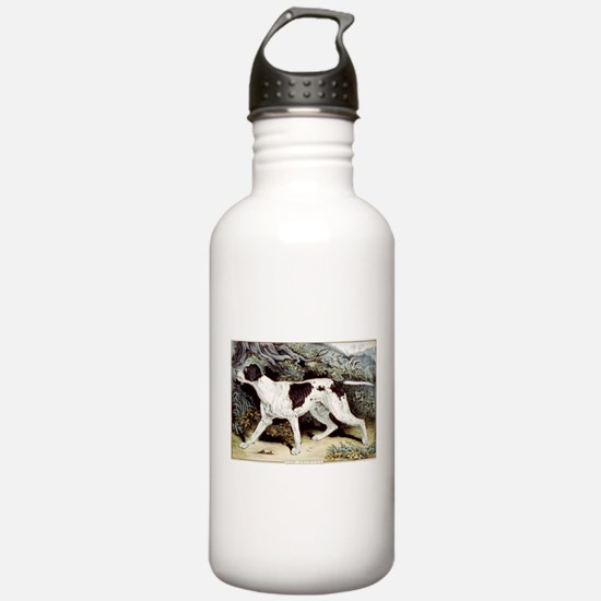 The pointer - 1848 Water Bottle