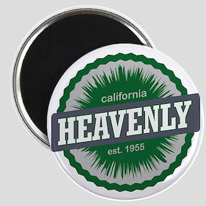 Heavenly Mountain Resort Ski Resort Califor Magnet
