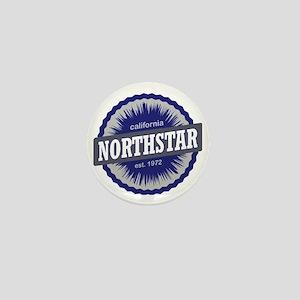 Northstar California Ski Resort Califo Mini Button