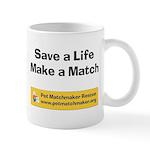 Dog Rescue Save a Life Mug