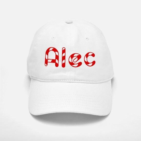 Alec - Candy Cane Baseball Baseball Cap
