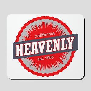 Heavenly Mountain Ski Resort California  Mousepad