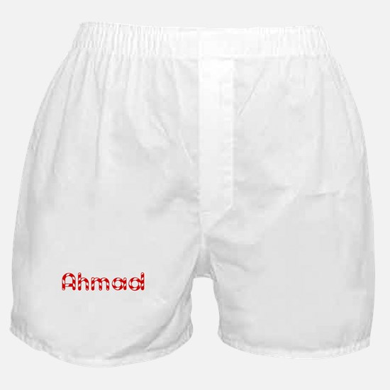 Ahmad - Candy Cane Boxer Shorts