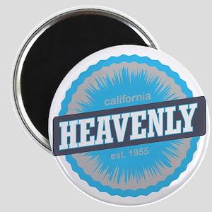Heavenly Mountain Ski Resort California Sky Magnet