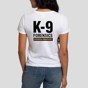 Women's T-Shirt K-9 Forensics