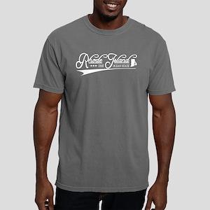 Rhode Island (fb) Mens Comfort Colors Shirt