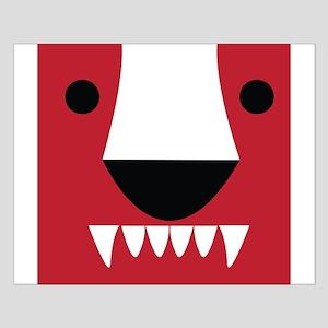 Honey Badger Small Poster