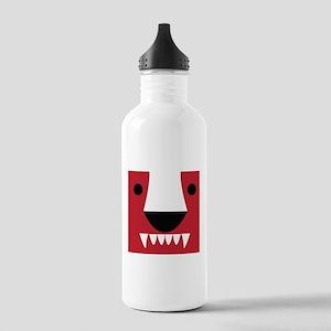 Honey Badger Stainless Water Bottle 1.0l
