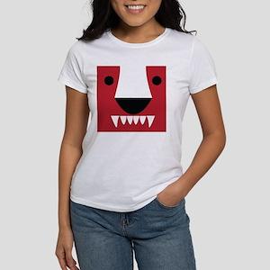 Honey Badger Women's Classic White T-Shirt