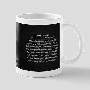 Old Faithful Historical Mug Mug