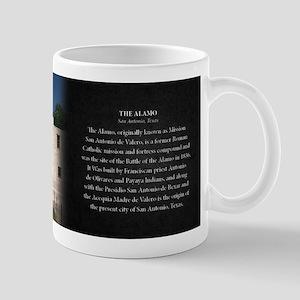 The Alamo Historical Mug Mug