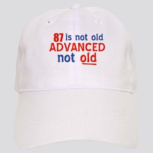 funny 87 year old designs Cap