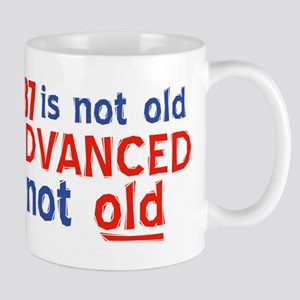funny 87 year old designs Mug