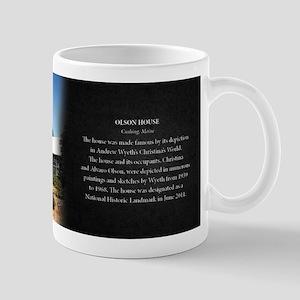 The Olson House Historical Mug Mug