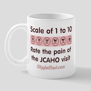 Pain o' JCAHO Mug