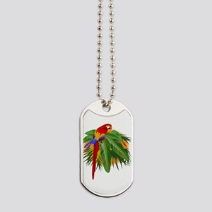 parrot Dog Tags