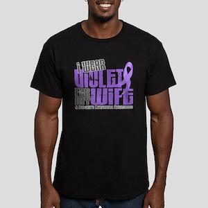 I Wear Violet 6 Hodgkin's Lymphoma T-Shirt