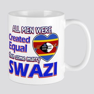 Swazi wife designs Mug