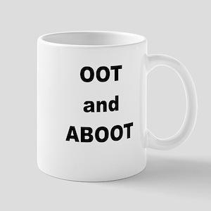 OOT AND ABOOT Mug