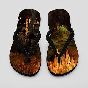 Chandelier Flip Flops