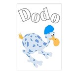 Dodo bird Postcards (Package of 8)
