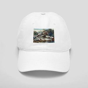 Brook trout--just caught - 1907 Baseball Cap