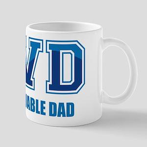 Most Valuable Dad Mug