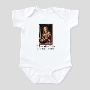 Unwise Tone Infant Bodysuit