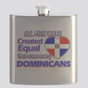Dominican wife designs Flask