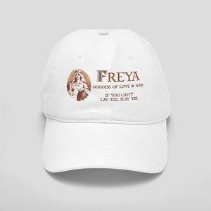 Freya Love and War Baseball Cap