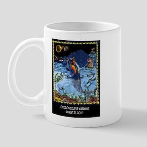 Eclipse Cartoon 9524 11 Oz Ceramic Mug Mugs