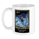 Eclipse Cartoon 9524 11 Oz Ceramic Mug Mugs