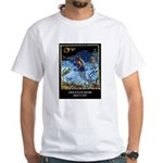 Eclipse Cartoon 9524 White T-Shirt