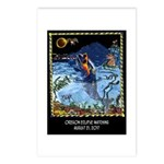 Eclipse Cartoon 9524 Postcards (Package of 8)