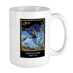 Eclipse Cartoon 9524 15 oz Ceramic Large Mug