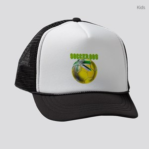 Socceroos Football Kids Trucker hat