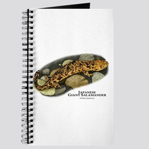 Japanese Giant Salamander Journal