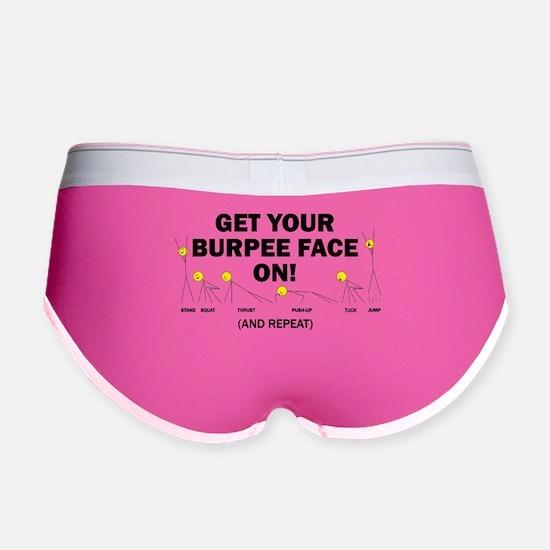 Burpee_Face Women's Boy Brief
