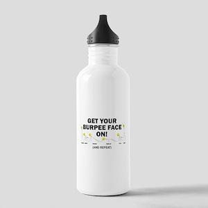 Burpee_Face Water Bottle