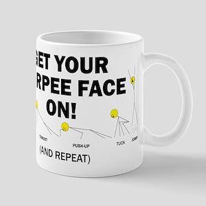 Burpee_Face Mug